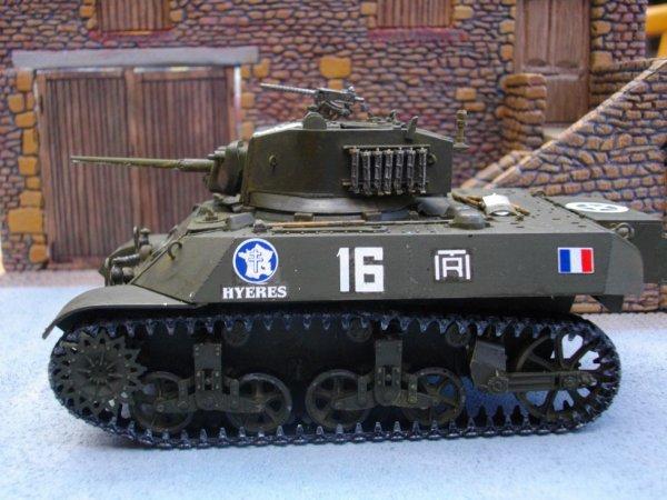 STUART M3 A3