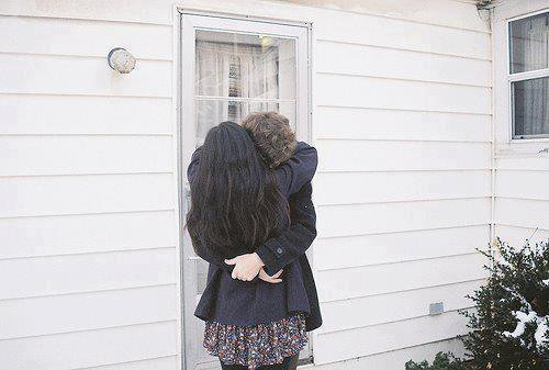 Un mec amoureux reste fidèle et ne laisse jamais celle qu'il aime ♥
