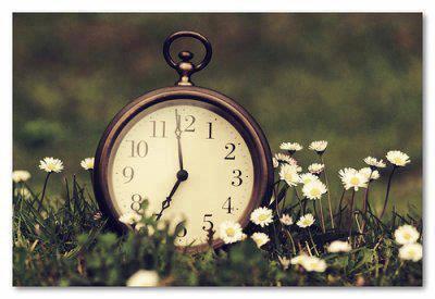 le temps passe <3 ou </3
