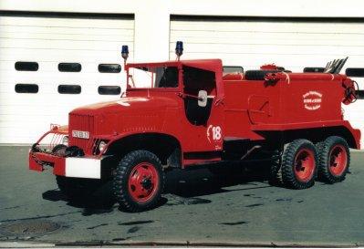 Historique du GMC CCKW 353
