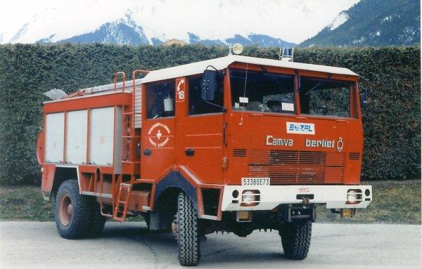 Les grands frères des CCR : Les FPT 4X4 de première génération.