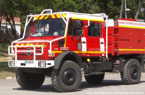 Le dispositif de lutte contre les feux de forêts mis en place au BMP.