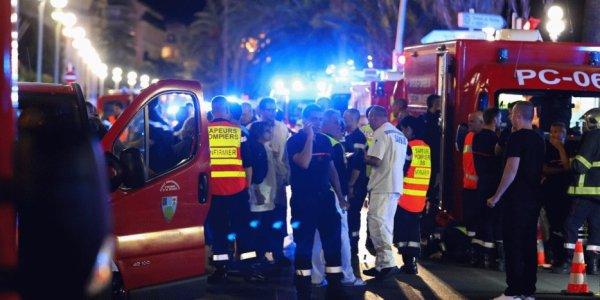 Retour sur l'attentat de Nice, au soir du 14 juillet 2016, à 22h34.
