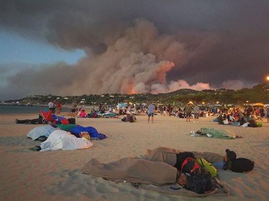 Le point de situation sur le feu de Bormes-Les-Mimosas.