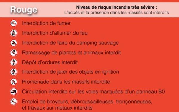 Point de situation, feu de Bormes-les-Mimosas.