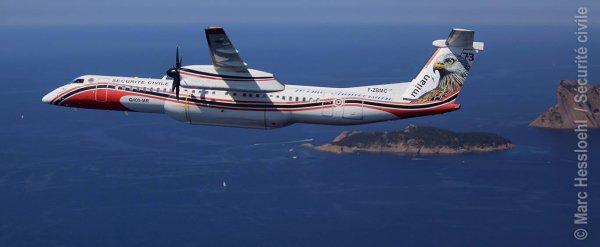 Vers un renouvellement partiel de la flotte d'avions bombardiers d'eau ??