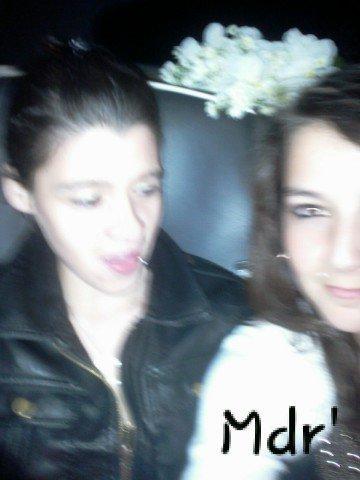 Sistha & moi