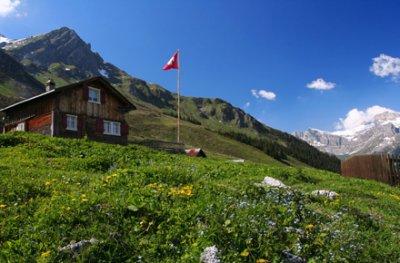 Je J'aimee mon Pays Suisse