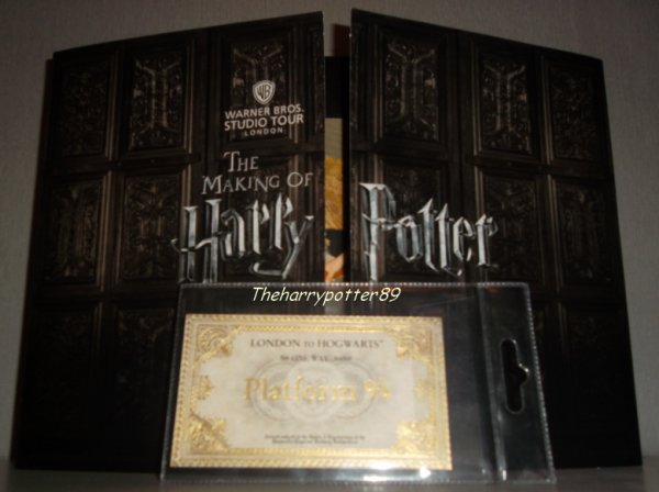 Objet Harry Potter-Warner Bros. Studio Tour London