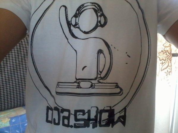 Mon T-Shirt DJ-A.SHOW