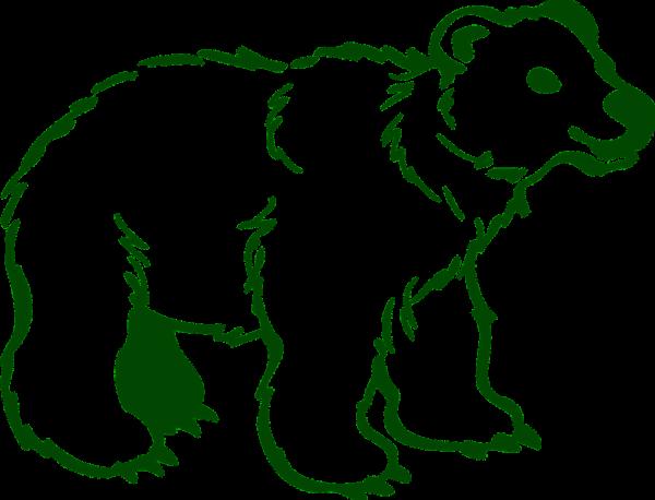 Dessin d'ours (3