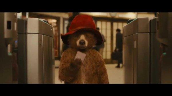 Bonjour, Je suis l'ours Paddington!^^