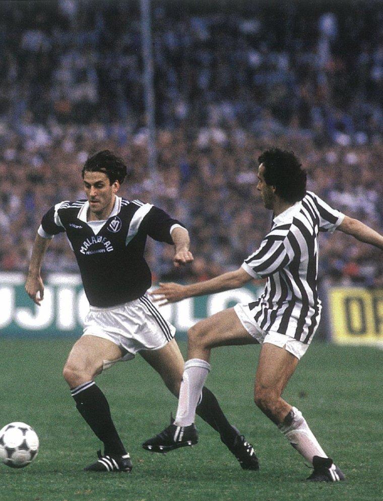 Maillot JUVENTUS DE TURIN 1984-1985