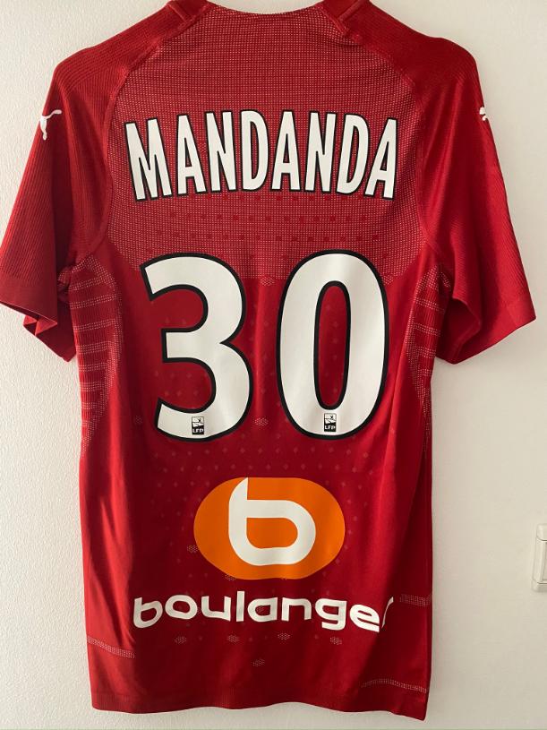 MANDANDA