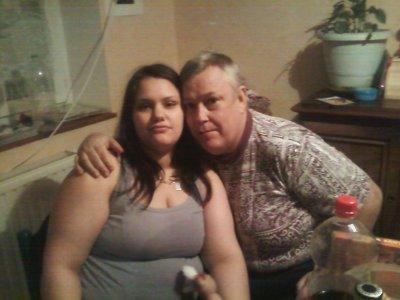papa et patricia