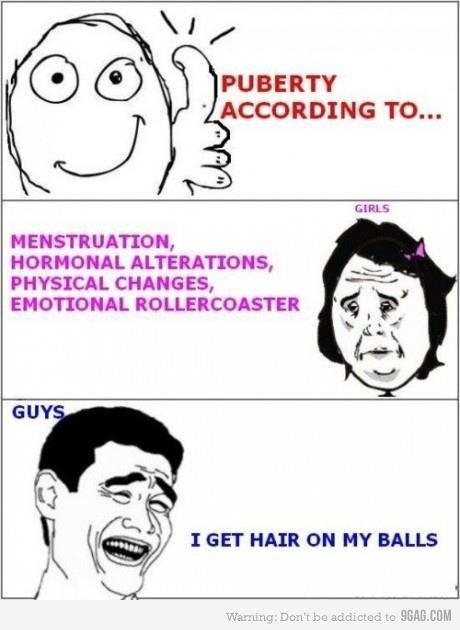 U MAD GIRLS?