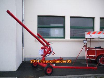 Sapeurs Pompiers d'Ille et Vilaine (Portes ouvertes des sapeurs pompiers de Vitré )