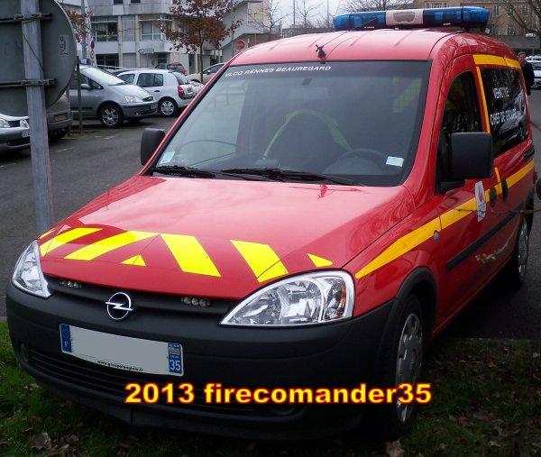 Sapeurs Pompiers d'Ille et Vilaine