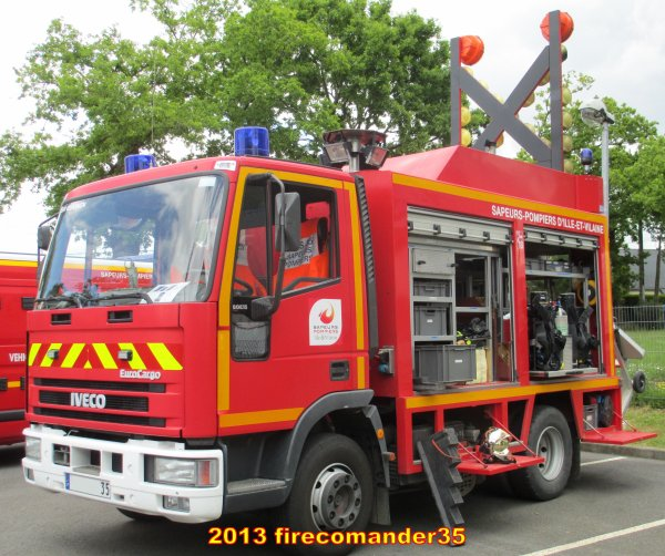100 ans Sapeurs Pompiers de Laillé