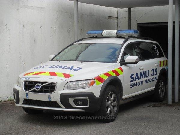 SAMU35 Redon