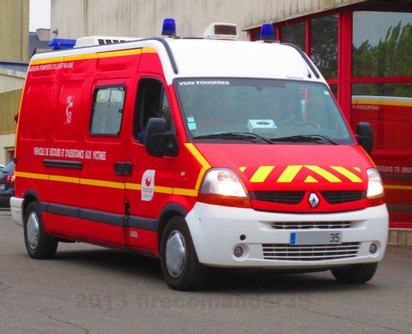 Sapeurs Pompiers de Fougères