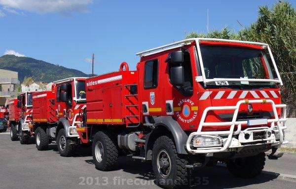 Sapeurs Pompiers de Corse du Sud ( SDIS 2A )