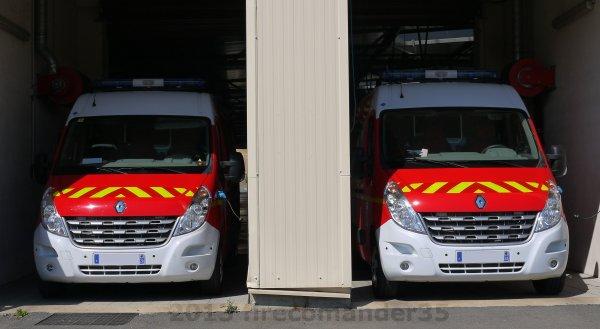 Sapeurs Pompiers d'Ajaccio ( Corse du Sud )