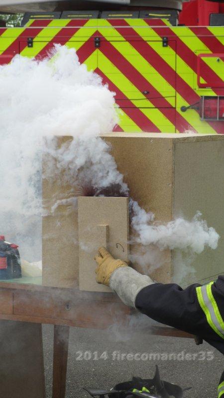 150 ans des Sapeurs-Pompiers de Saint Aubin d'Aubigné