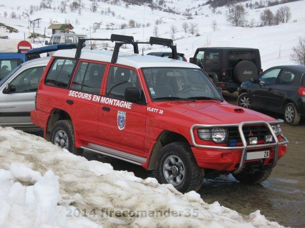 Sapeurs Pompierd de Corse du sud ( SDIS 2A )
