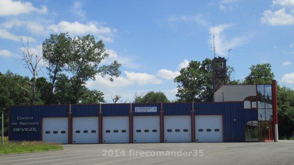 Sapeurs Pompiers d'Ile et Vilaine