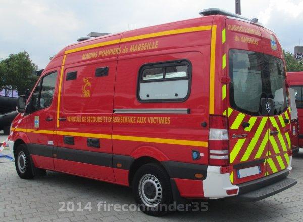 Bataillon des Marins-Pompiers de Marseille