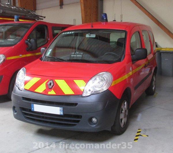 Sapeurs Pompiers du Morbihan ( CIS Auray )