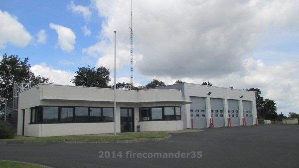 Sapeurs Pompiers d'Ile et Vilaine ( CPI Iffendic )