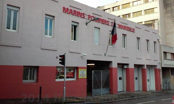 Bataillon de Marins Pompiers de Marseille ( CIS Saint Lazare )