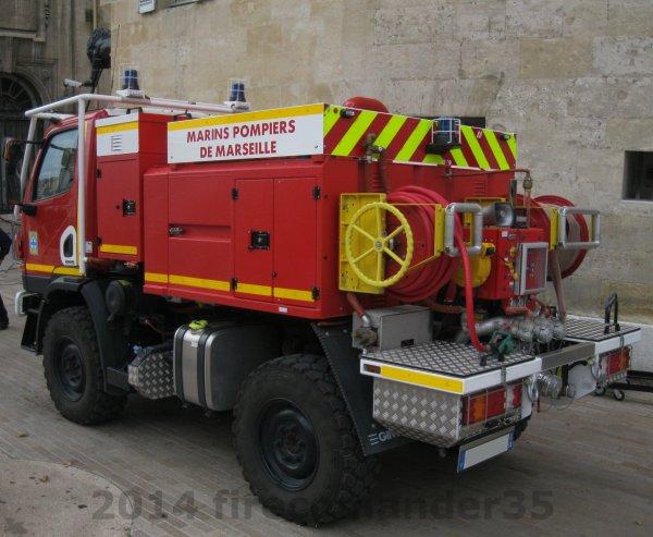 Bataillon de Marins Pompiers de Marseille