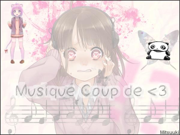 Musiques coup de ♥