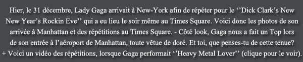 01.01 Candids - Manhattan + Répétitions - NYRE