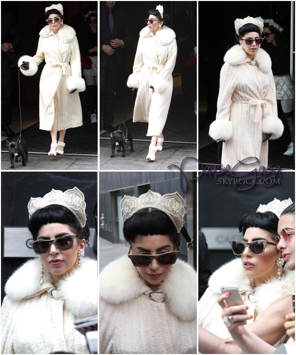 25.02 Gaga à Toronto