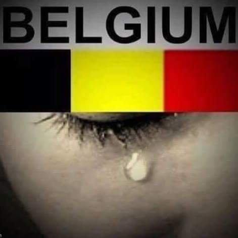En ce jours noir pour la Belgique