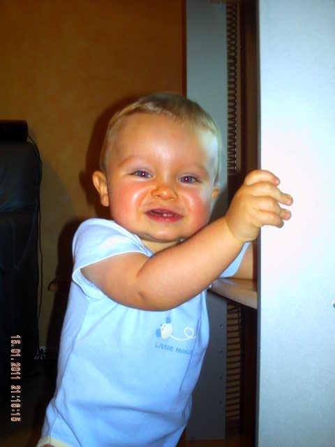 mon fils a 12 mois