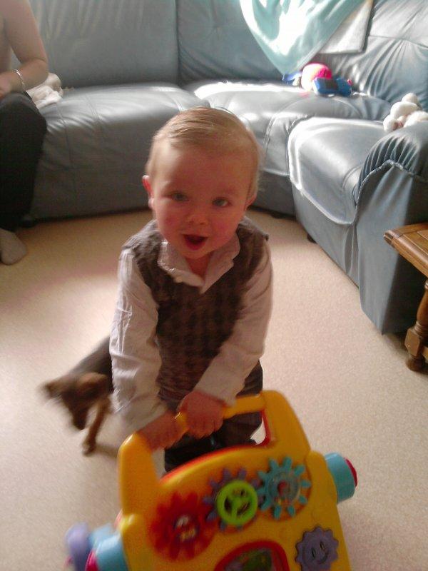 mon fils 14 mois