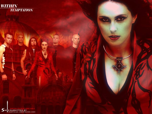 (¯`'•.¸ஜ★♪♥◦° Within Temptation °◦♪♥★ஜ¸.•'´¯)