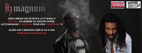Blacko sur mon planète rap