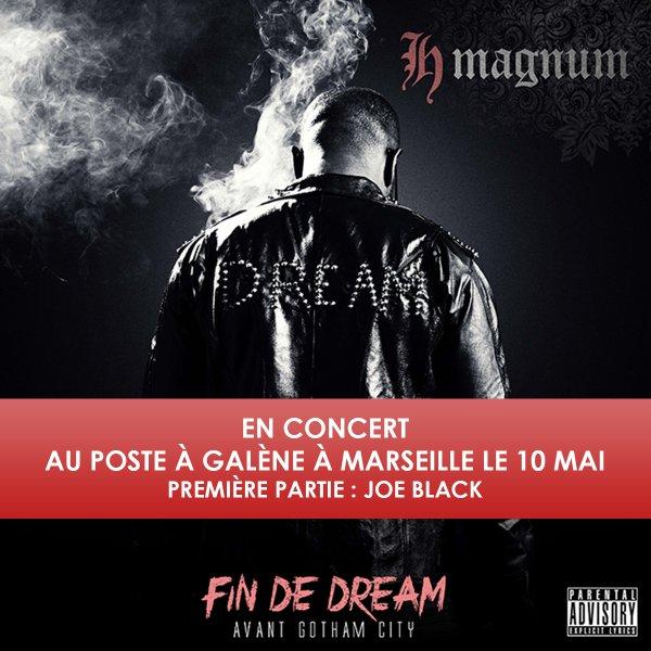 Concert à Marseille