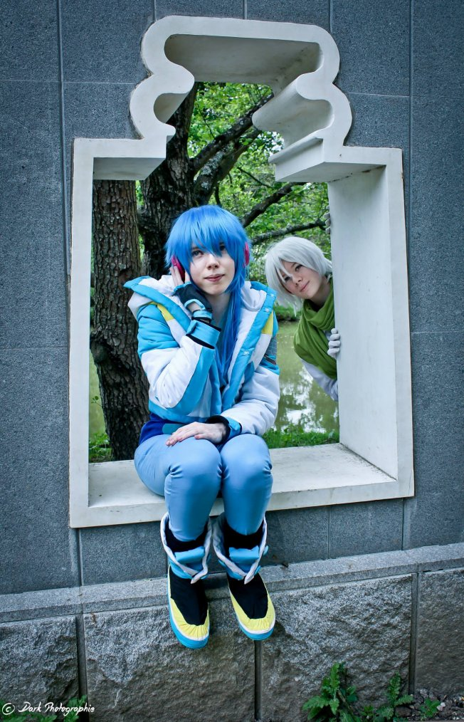 Shooting Aoba/Clear