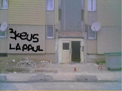 AULNAY SOUS BOIS        LES  3000   (QUARTIERS NORD)                        LA CITE LA PAUL