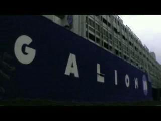 AULNAY SOUS BOIS        LES  3000   (QUARTIERS NORD)        LE   GALION              LES TOURS DU GALION