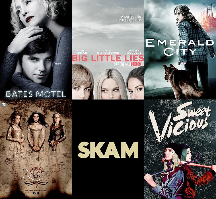 Séries annulées en 2017