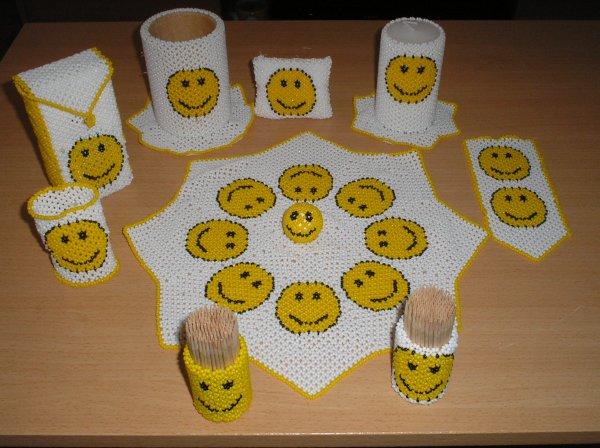 "Ma collection ""tout sourire"""