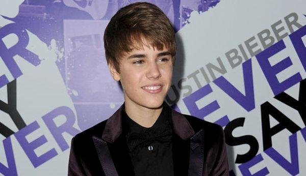 Justin Bieber n'est encore qu'un ado de 18 ans !